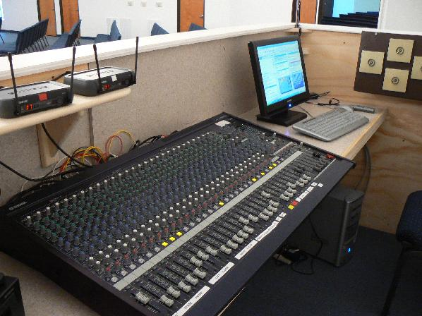 Sound Booth